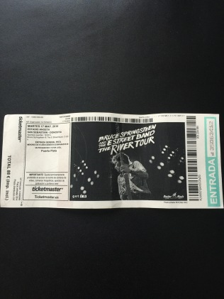 The official ticket